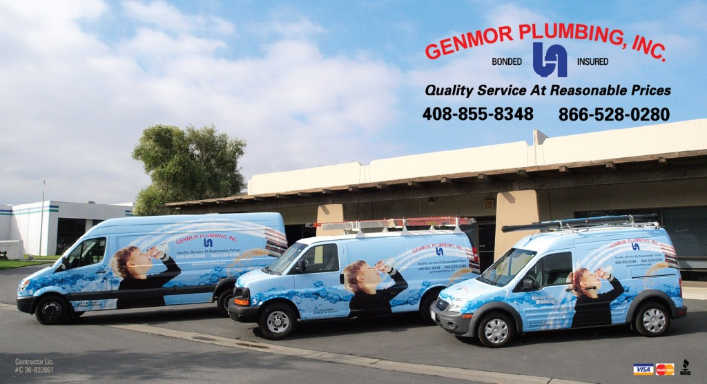 Plumbing Services in Morgan Hill, CA